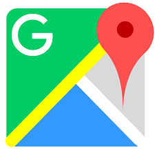 Google Maps Google My Business Logo